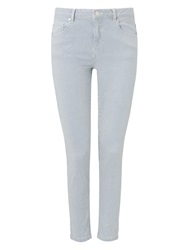 Phase Eight Victoria Stripe 7 8Th Jeans Blue