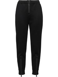 Prada Zipped Details Track Trousers Black