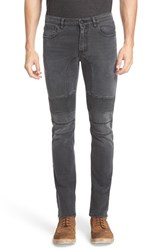 Belstaff Men's Eastham Slim Fit Stretch Denim Moto Jeans