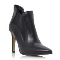 Episode Onassi Heeled Dressy Ankle Boots Black