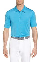 Cutter And Buck 'S Heather Drytec Moisture Wicking Polo Clarity