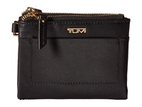 Tumi Voyageur Double Zip Wallet Black Wallet Handbags