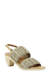 L'amour Des Pieds Ulrica Sandal Natural Nude Fabric