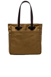 Filson Open Tote Bag Navy