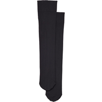 Wolford Velvet De Luxe Knee High Stockings Gray