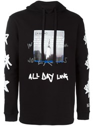 Blood Brother All Day Long Hoodie Black