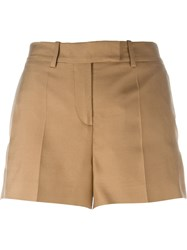 Maison Martin Margiela Maison Margiela Tailored Shorts Nude And Neutrals