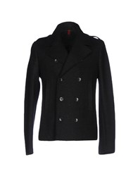 Hosio Coats Black