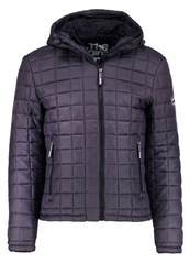 Superdry Light Jacket Charcoal Anthracite