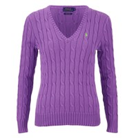 Polo Ralph Lauren Women's Kimberly Jumper Laguna Purple