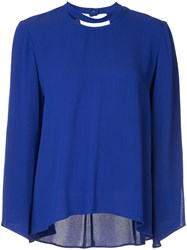 Ginger And Smart Innate Top Blue