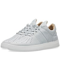 Filling Pieces Low Top Body Tabs Sneaker Grey