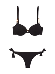 Fendi Moulded Triangle Bikini