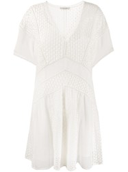 Allsaints Lace Detail Dress 60