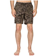 Dolce And Gabbana M4a13tfsmy9 Green Print