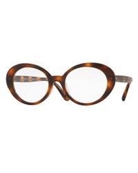 Oliver Peoples Parquet Photochromic Oval Sunglasses Tortoise