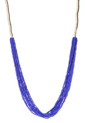 Vero Moda Vmlina Necklace Deep Ultramarine Blue