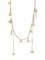 Chloe Keira Necklace Gold