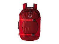 Osprey Porter 46 Diablo Red Backpack Bags