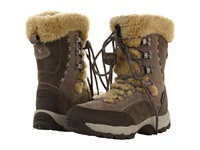 Hi Tec St. Moritz 200 Wp Olive Taupe Stone Women's Cold Weather Boots