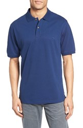 Rodd And Gunn Men's 'Devonport' Original Fit Stretch Cotton Pique Polo Eclipse