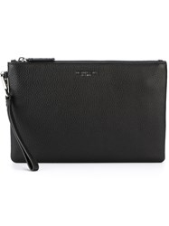 Michael Kors Collection 'Bryant' Clutch Black
