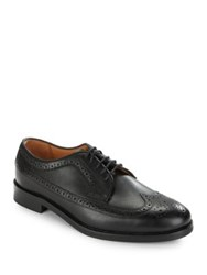 Polo Ralph Lauren Moseley Leather Oxfords Black