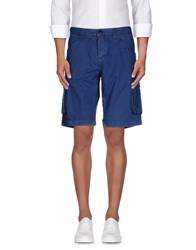 Only And Sons Trousers Bermuda Shorts Men Slate Blue