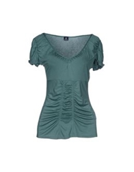 Caractere T Shirts Green