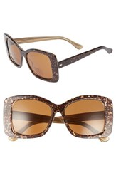 Corinne Mccormack Brooklyn 54Mm Reading Sunglasses Brown