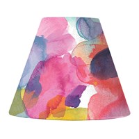 Bluebellgray Sienna Tapered Lampshade Pink
