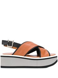 Robert Clergerie Unie Slingback Sandals 60
