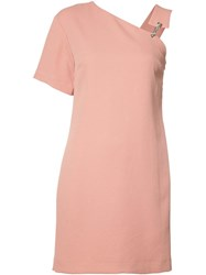 Nomia 'Caribiner' Dress Pink Purple