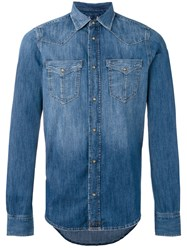Diesel 'D'broome' Shirt Blue