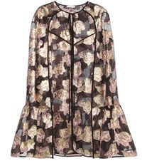 Erdem Angela Fil Coupe Cape Black