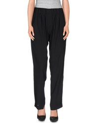 Fairly Trousers Casual Trousers Women Black