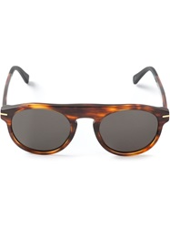 Retrosuperfuture 'Future Racer' Sunglasses Brown