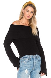 Ella Moss Avila Sweater Black