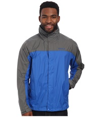Marmot Precip Jacket Peak Blue Cinder Men's Coat