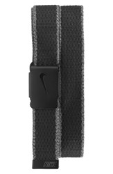Men's Nike Knit Web Belt Black