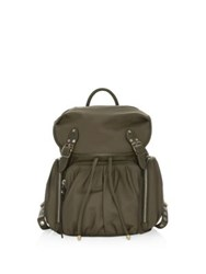 M Z Wallace Medium Marlena Backpack Brown