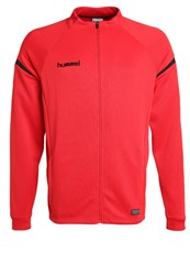 Hummel Tracksuit Top True Red