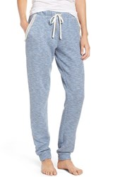 Lucky Brand Women's Lounge Pants Washed Denim Blue