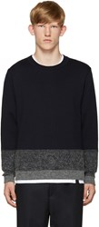Stephan Schneider Navy Poplars Sweater