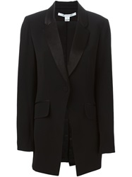 Diane Von Furstenberg 'Smoking' Jacket Black