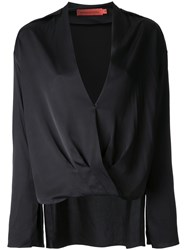 Manning Cartell Luxe Intent Longsleeved Blouse Black