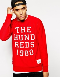 The Hundreds Report Crew Sweatshirt