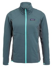 Patagonia Hybrid Soft Shell Jacket Nouveau Green Oliv