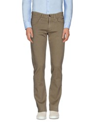 Siviglia Trousers Casual Trousers Men Khaki