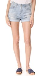Ag Jeans The Alex Boyfriend Shorts 22 Years Fearless